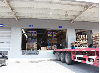 Warehouse China